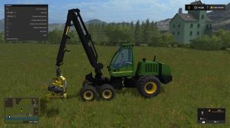John Deere 1270E IT4 Tree Harvester | Mods Magistrate's FileBase