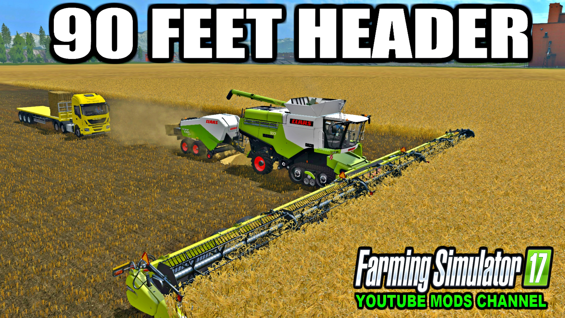 CLAAS LEXION ULTIMATE MAP PACK V1 0   Mods Magistrate's FileBase
